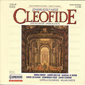 HASSE, J.A.: Cleofide [Opera] (Kirby) by David Cordier