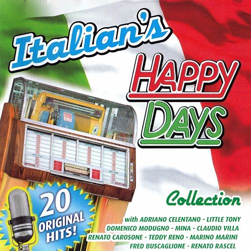 Italian's Happy Days Collection by Various Artists