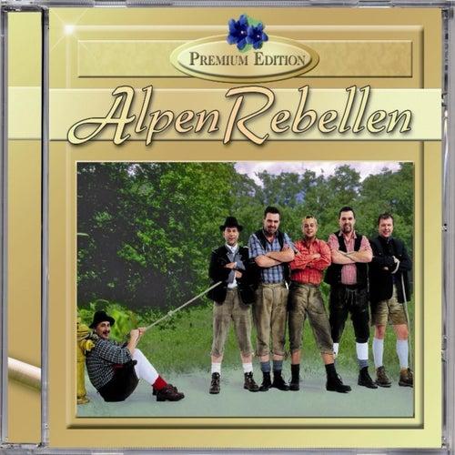 Die goldene Hitparade der Volksmusik AlpenRebellen by AlpenRebellen