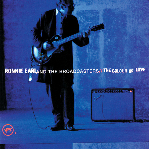 The Colour Of Love by Ronnie Earl
