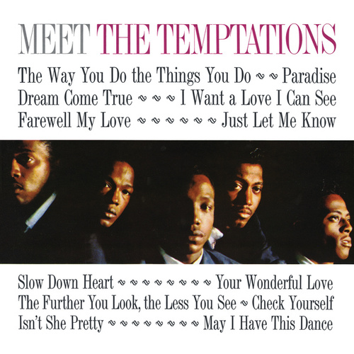 Meet The Temptations by The Temptations