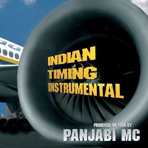 Indian Timing Instrumentals by Panjabi MC