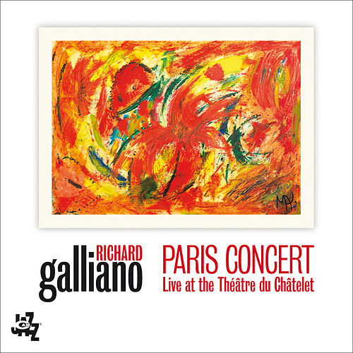 Paris Concert by Richard Galliano