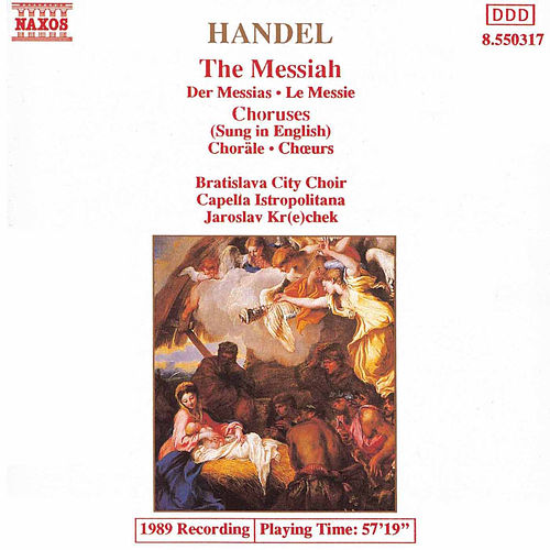 Messiah (Choruses) by George Frideric Handel