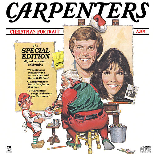 Christmas Portrait by The Carpenters