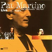 Live At Yoshi's by Pat Martino