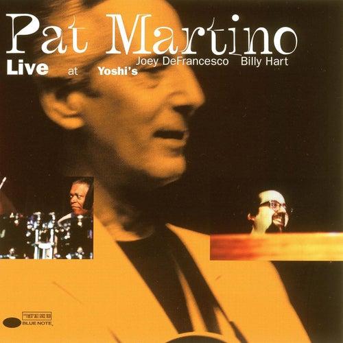 Live At Yoshi's by Pat Martino