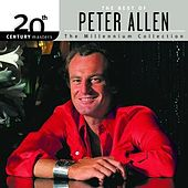 20th Century Masters: The Millennium Collection... by Peter Allen