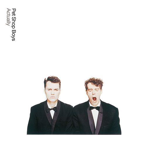 Actually/Further Listening 1987-1988 by Pet Shop Boys