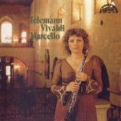 Telemann, Vivaldi, Marcello : Oboe and Recorder Concertos by Gabriela Krckova