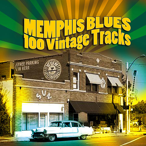 Memphis Blues - 100 Vintage Tracks by Various Artists