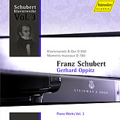 Schubert: Piano Works Vol. 3 by Gerhard Oppitz