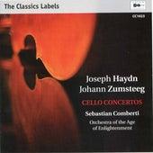 Haydn & Zumsteeg Concertos by Sebastian Comberti