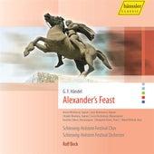 Händel: Alexander's Feast, HWV 75 by Schleswig Holstein Festival Orchester