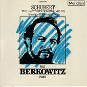 Schubert: Last Three Sonatas, Vol.3 by Paul Berkowitz