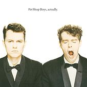 Actually by Pet Shop Boys