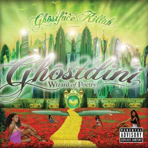 Ghostdini Wizard Of Poetry In Emerald City by Ghostface Killah