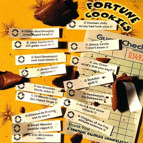 Fortune Cookies by Various Artists