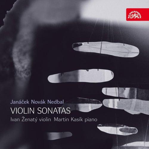 Janacek, Novak, Nedbal: Violin Sonatas by Ivan Zenaty
