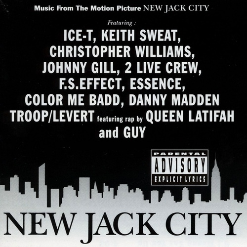 Music From The Motion Picture New Jack City by Various Artists
