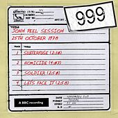 John Peel Session (25 October 1978) by 999