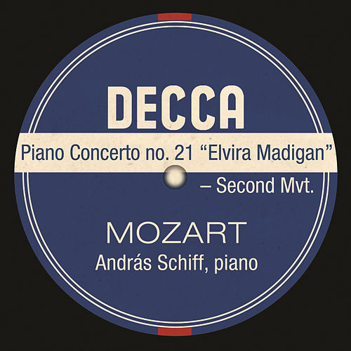 Piano Concerto No. 21 'Elvira Madigan' – Second Mvt. by András Schiff
