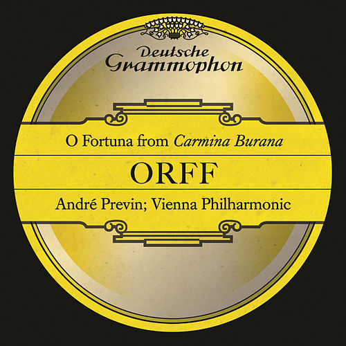 O Fortuna From Carmina Burana by Wiener Philharmoniker