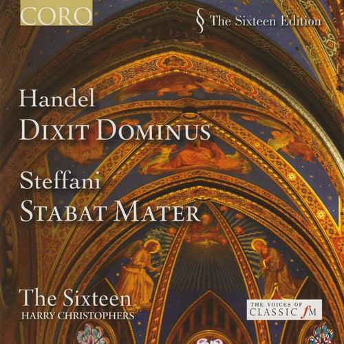 Handel: Dixit Dominus - Steffani: Stabat Mater by The Sixteen