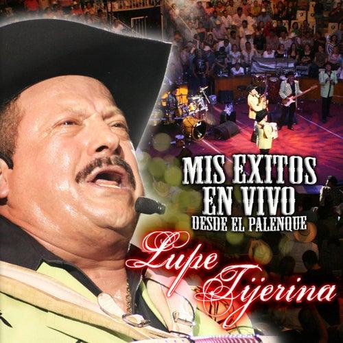 Mis Exitos En Vido Desde El Palenque by Lupe Tijerina