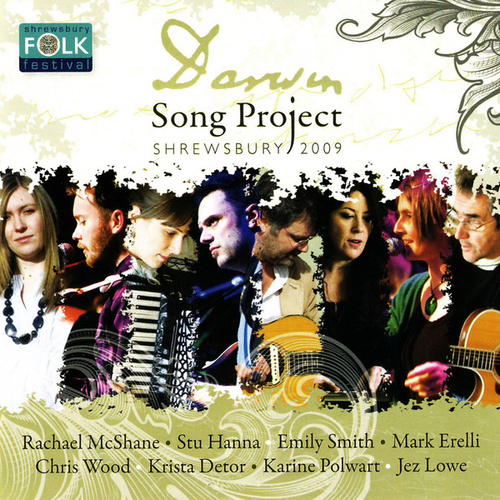 Darwin Song Project by Various Artists