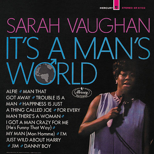 It's A Man's World by Sarah Vaughan
