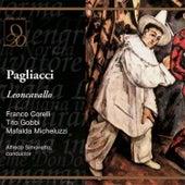 Leoncavallo: Pagliacci by Franco Corelli