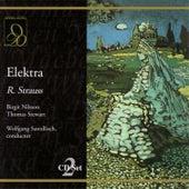 Strauss: Elektra by Birgit Nilsson