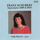 Schubert: Impromptus by Nelly Ben-Or