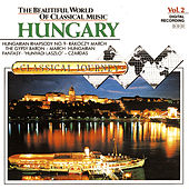Classical Journey Volume Two: Hungary by Various Artists