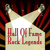 Hall Of Fame Rock Legends von Various Artists