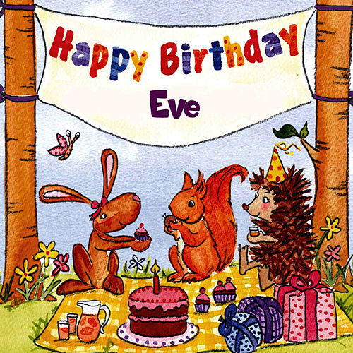 Happy Birthday Eve by The Birthday Bunch