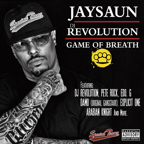 Game Of Breath by Various Artists