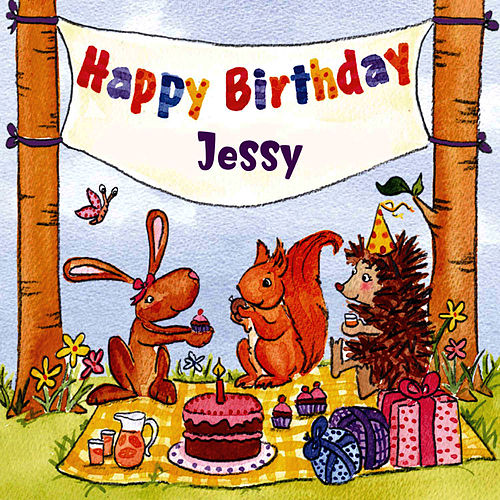 Happy Birthday Jessy by The Birthday Bunch