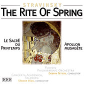 The Rite Of Spring: Le Sacre Du Printemps & Apollon Musagète by Various Artists
