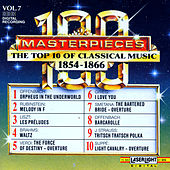 100 Masterpieces, Vol.7 - The Top 10 Of Classical Music: 1854 - 1866 by Various Artists