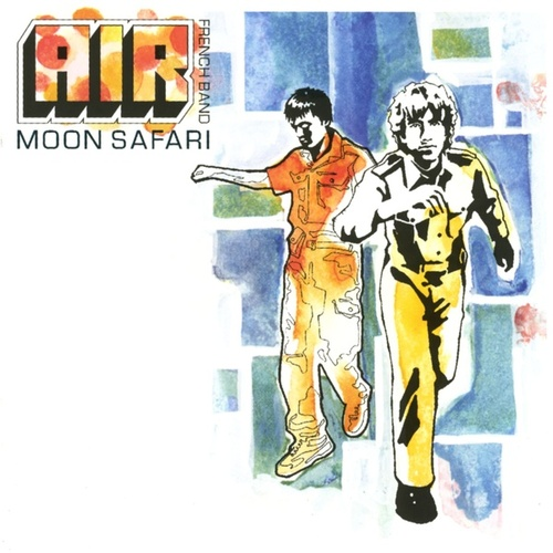 Moon Safari by Air