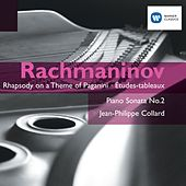 Rachmaninov: Music for Solo Piano etc by Jean-Philippe Collard