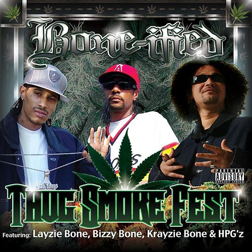 Thug Smoke Fest by Various Artists