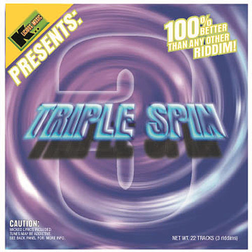 Triple Spin by Various Artists