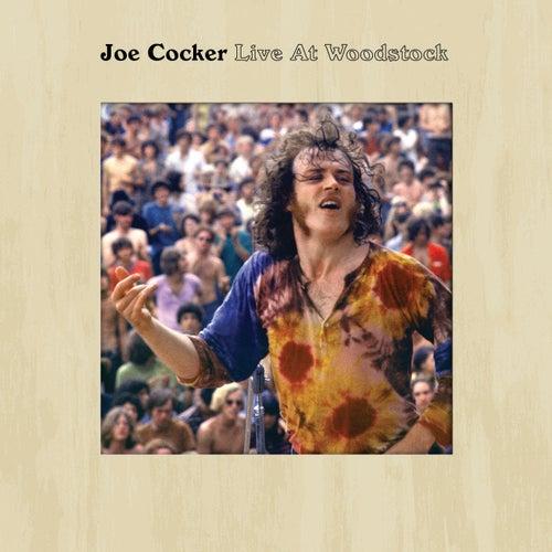 Live At Woodstock by Joe Cocker