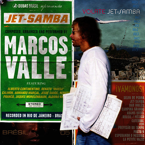 Jet-Samba by Marcos Valle
