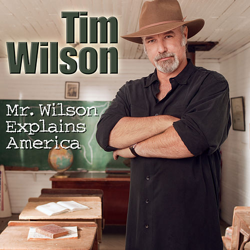 Mr. Wilson Explains America by Tim Wilson