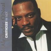 Criticize '98 Mix by Alexander O'Neal