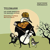 Telemann And The Baroque Gypsies by Various Artists
